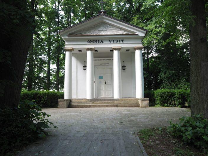 Galeria Kaplica Centrum Rzeźby