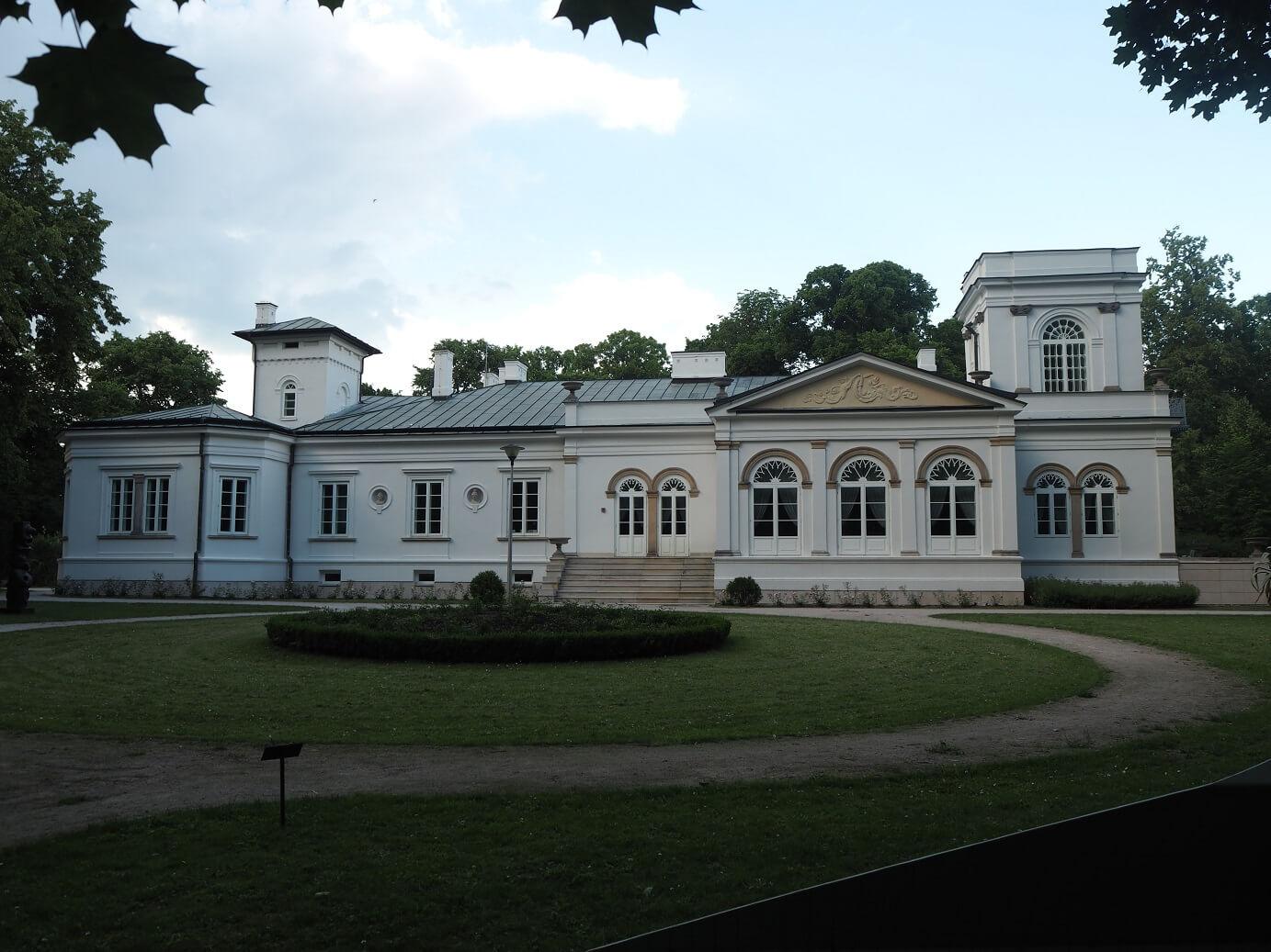 Pałac Józefa Brandta w Orońsku