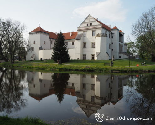 Zamek szydłowiecki