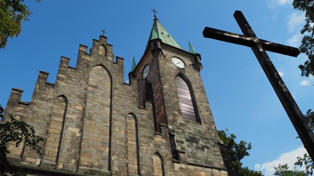 gmina końskie kościół