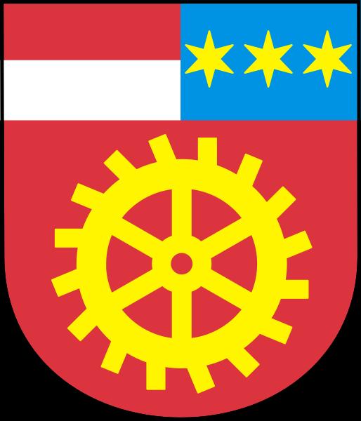 herb powiatu koneckiego