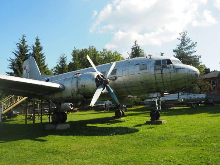 Ił-14 Muzeum Orła Białego