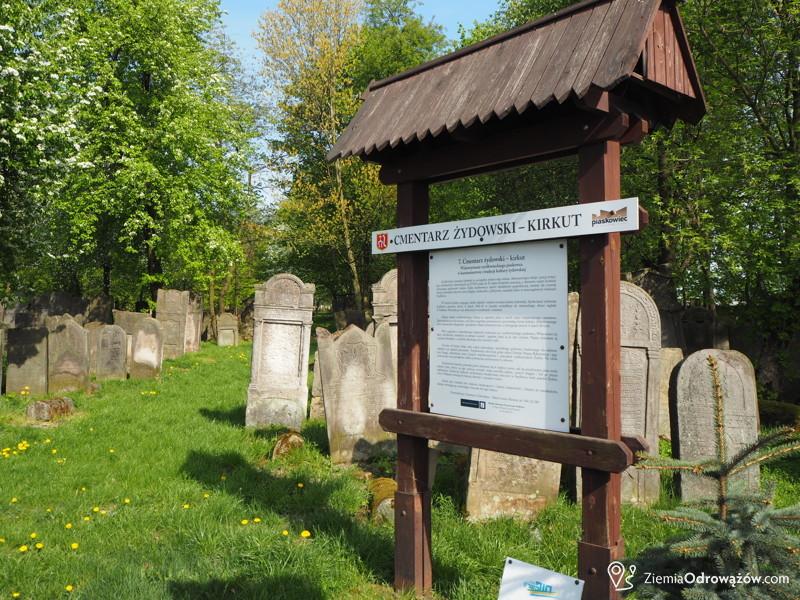Kirkut - Cmentarz Żydowski