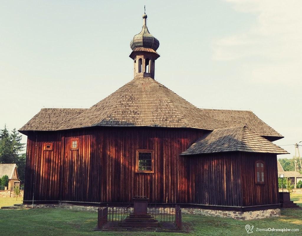 kościół gmina bliżyn