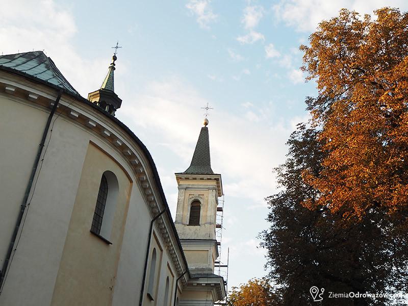 Kościół św. Jana Nepomucena w Przysusze