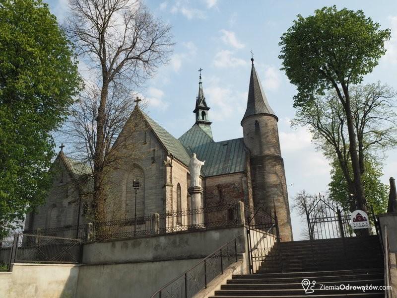 Kościół parafialny pw. św. Mikołaja w Żarnowie
