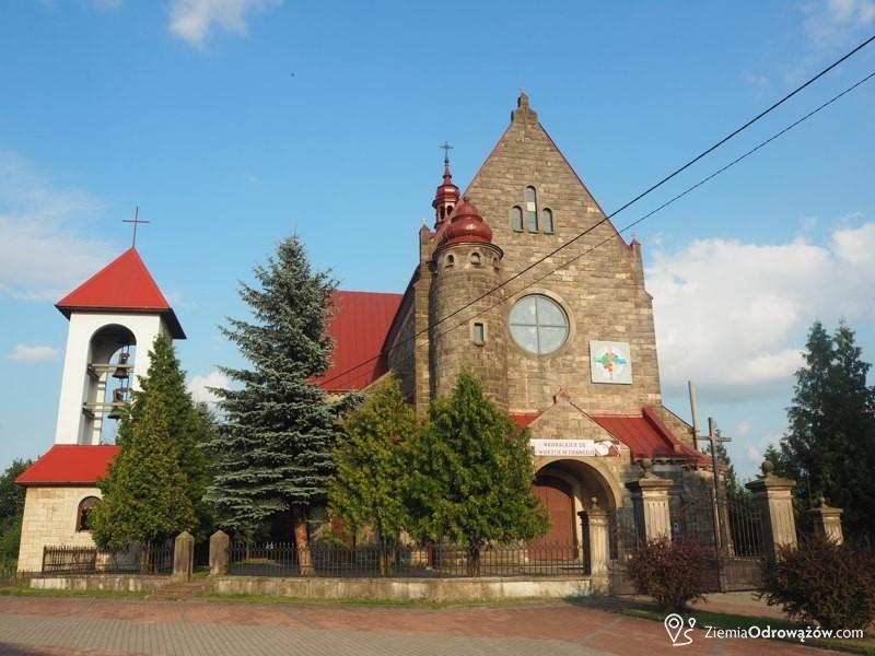 Kościół św Jana Chrzciciela w Jastrzębiu