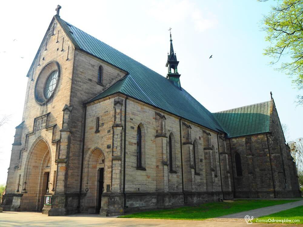 Kościół św Mikołaja w Żarnowie