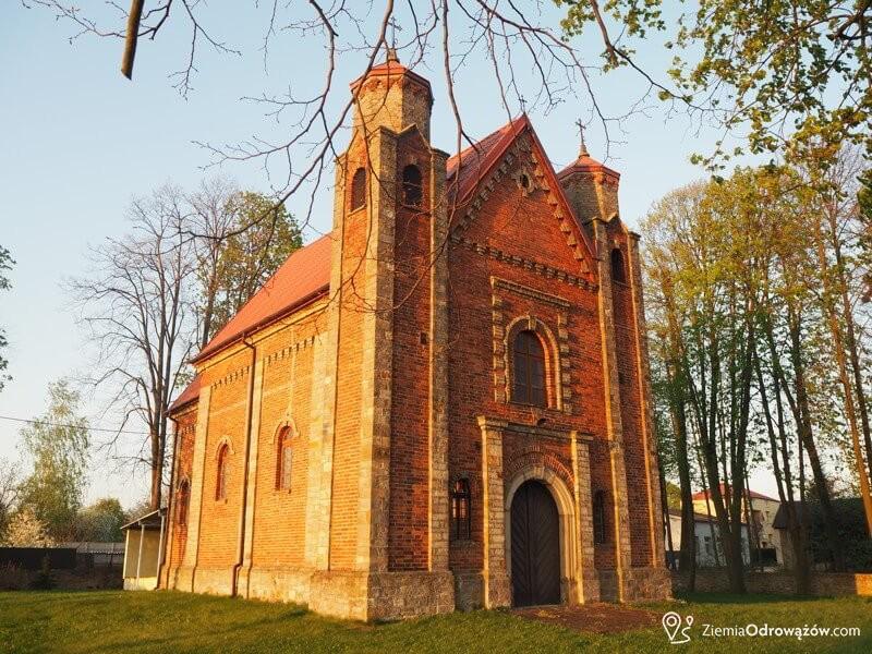 Kościół św Rocha w Gowarczowie