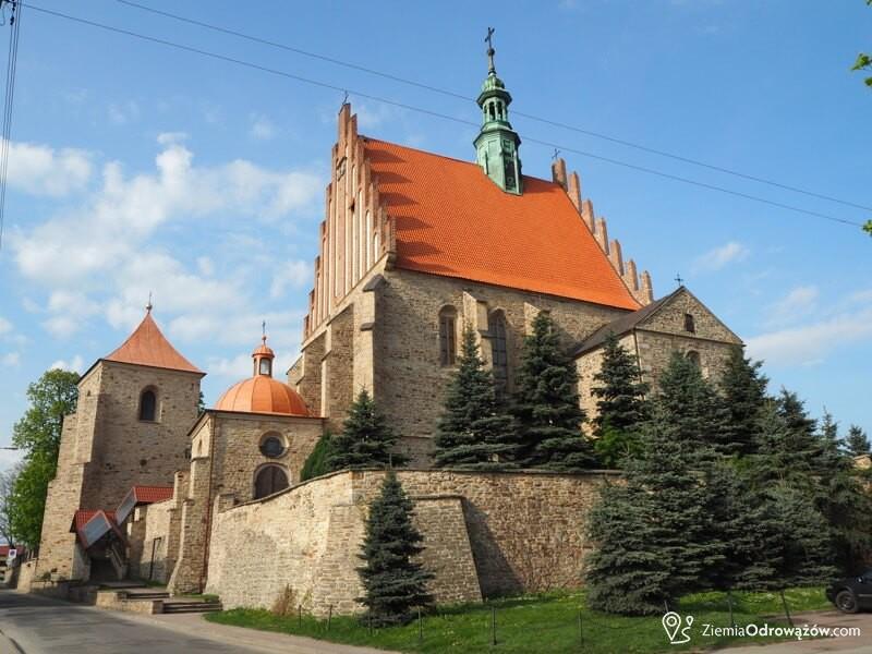 Kościół św Zygmunta w Szydłowcu