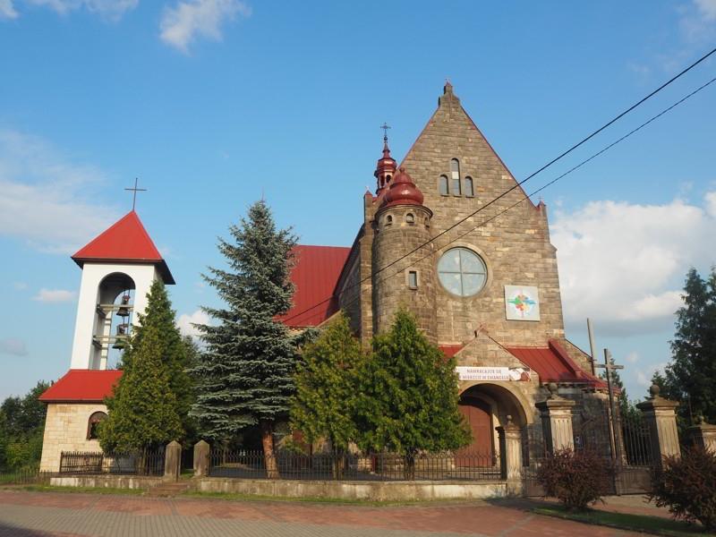 Kościół w Jastrzębiu