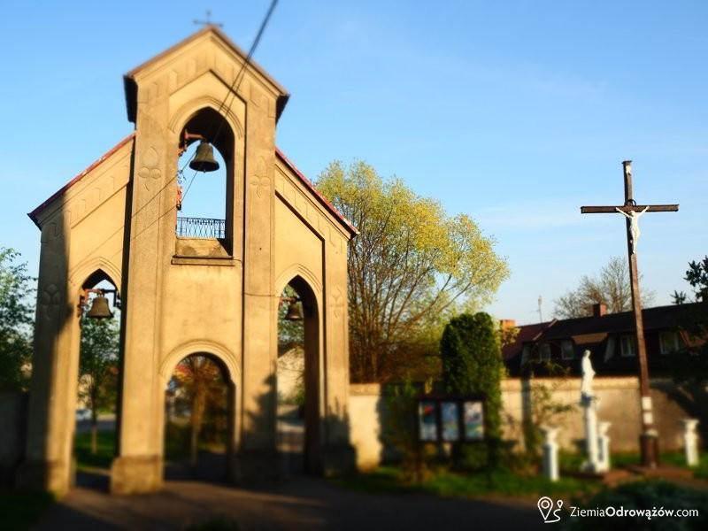 Parafia pw. św. Jana Chrzciciela w Białaczowie