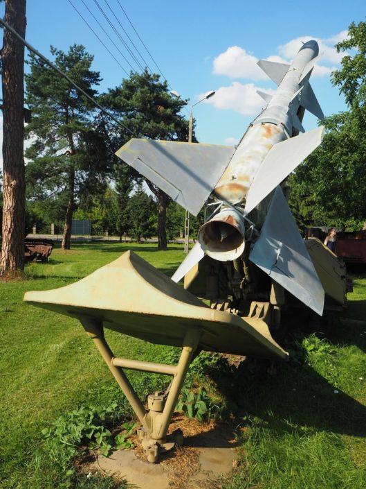 s-75 muzeum orła białego