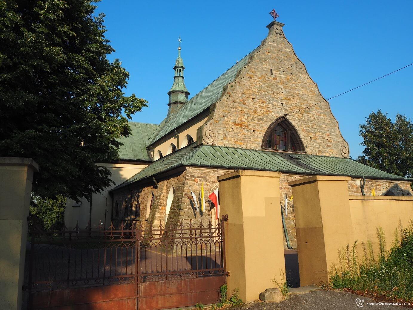 Kościół św Stanisława w Chlewiskach