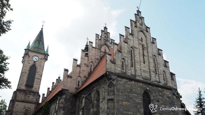 Architektura kościoła św. Mikołaja
