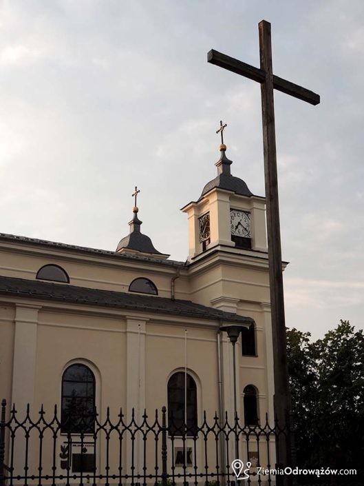 kościół św andrzeja suchedniów