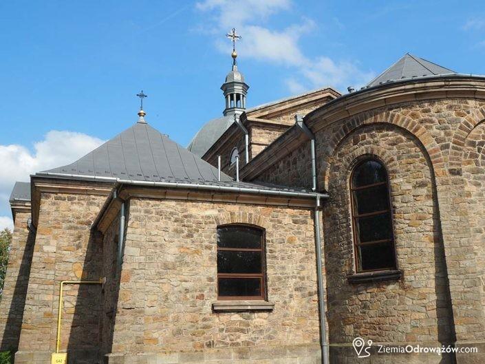 kościół św. andrzeja suchedniów